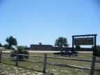 Historic Fort Gaines on Dauphin Island, Alabama