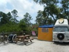 Our 1st Camp in Florida...at Big Lagoon SRA, Perdido Key