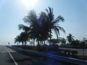 Entering 7 Mile Bridge