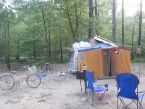 Rocky Springs Campground, Miss